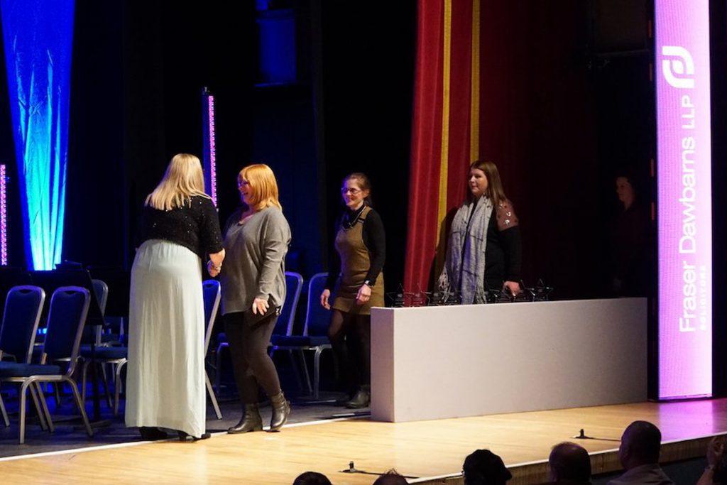 Four Legged Friend Award Winners