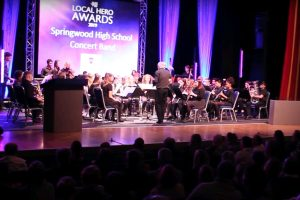 local hero awards springwood band