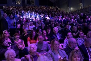 The crowd at the Local Hero awards