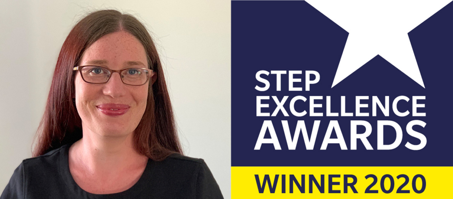 Amy Pettitt STEP Award